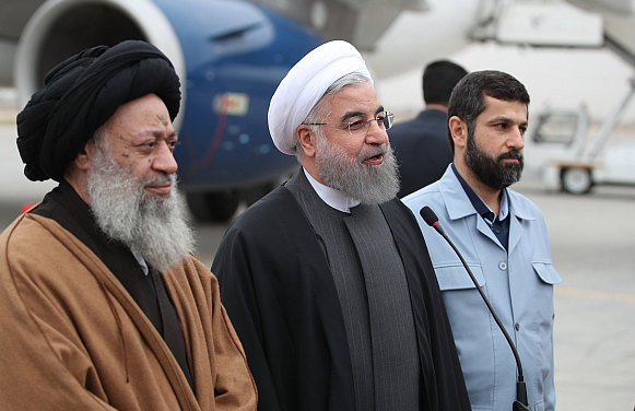 دولت در کنار مردم خوزستان است