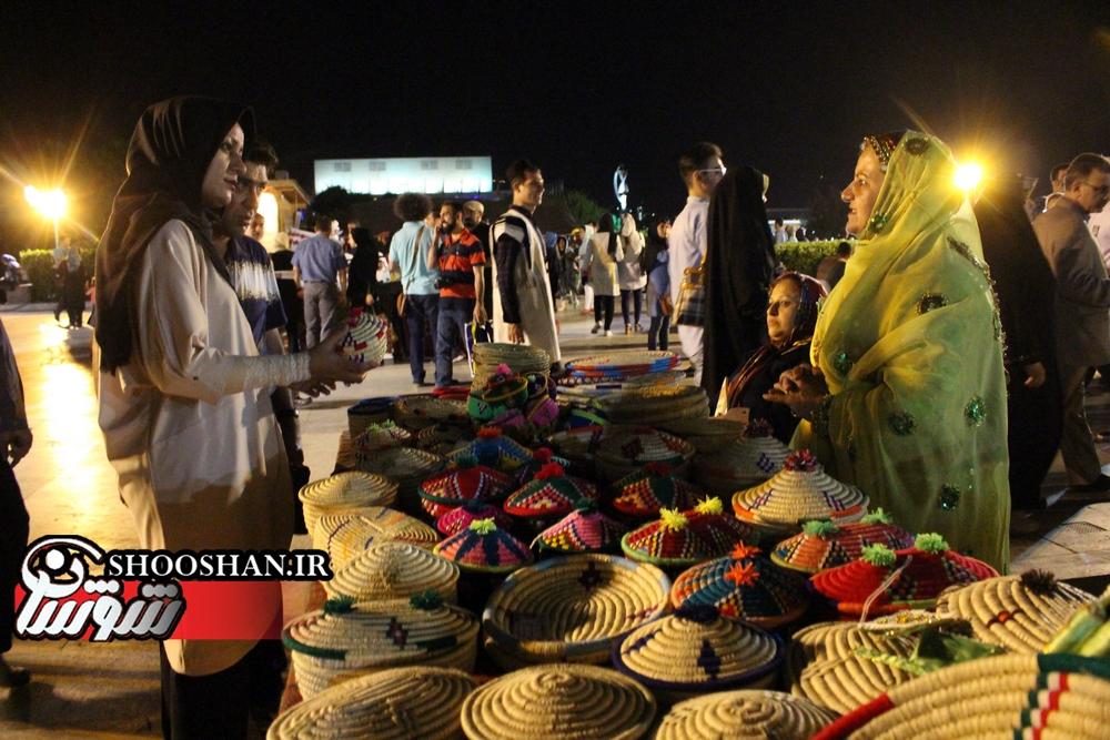 جشنواره فرهنگی خوزستان در برج میلاد تهران برگزار شد