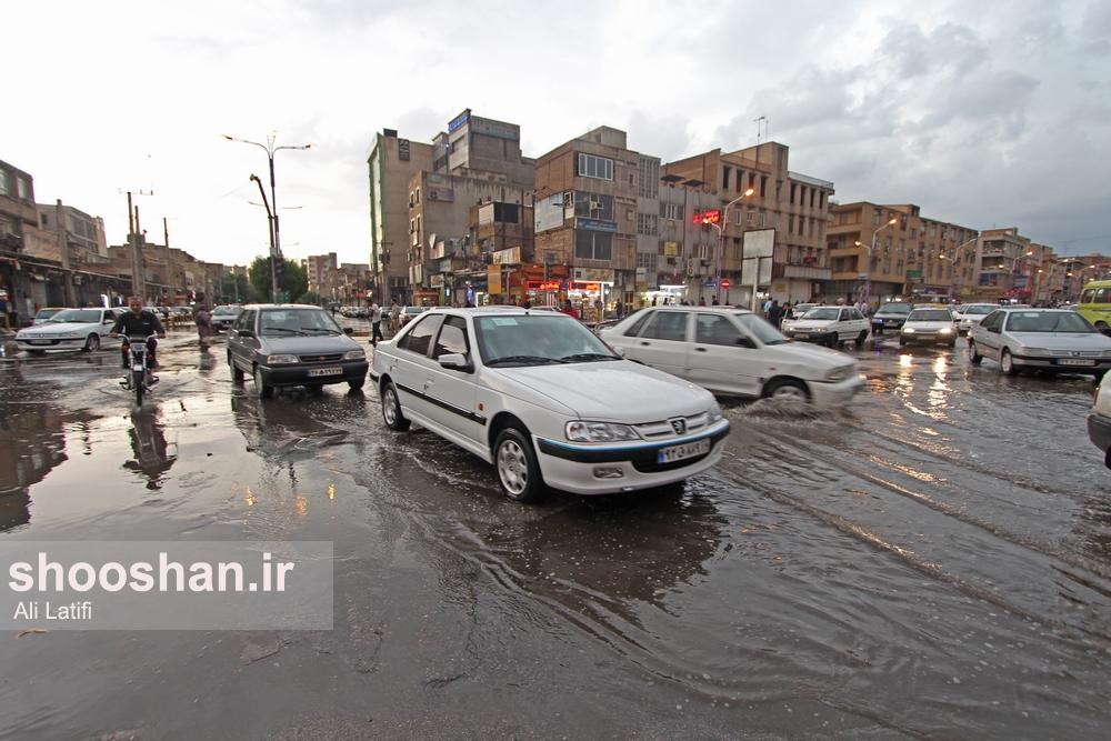 خوزستان تا آخر هفته بارانی است